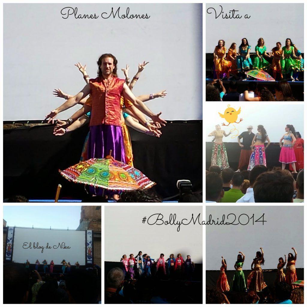 Planes Molones - Visita a #BollyMadrid2014 - El blog de Nika