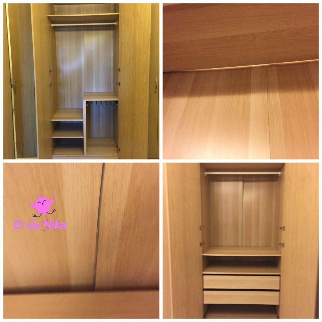 Ikea - no todo es tan bonito como lo pintan armario pax